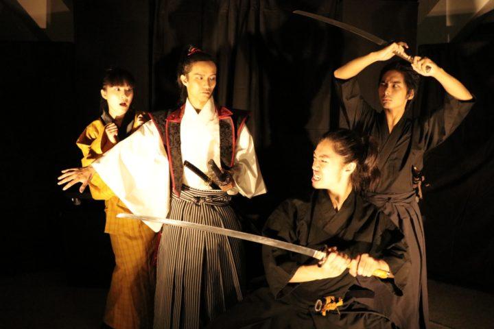 忍者,名古屋テレビ塔,忍びの塔,ninja,忍者ショー,忍者隠密隊,ninjashow,時代劇,服部半蔵正成,浪人